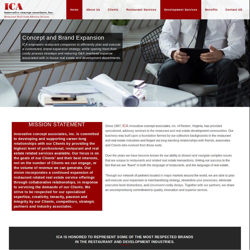 Innovative Concept Associates