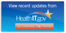 Recent Updates from HealthIT.gov