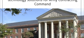 NCN Technology and Strategy and Management Services (SAMS) Partner to Deliver Business Administrative Support for the Army Contracting Command